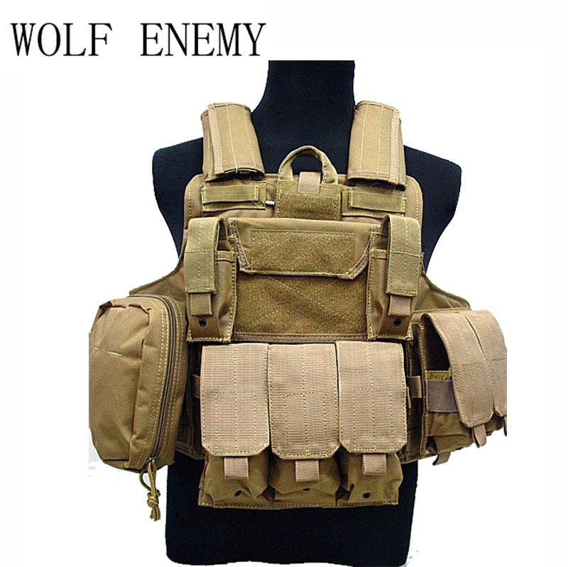 Neue Aktuelle Militaria Ciras mar Weste Freien Taktische Weste Camouflage Weste Armee Ausbildungskampf Uniform
