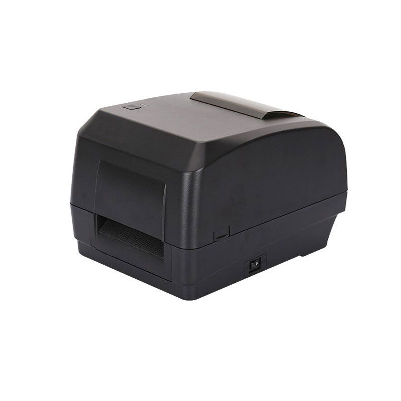 High quality  shipping address pritner thermal barcode printer thermal transfer printer for Jewelry tags Clothing label