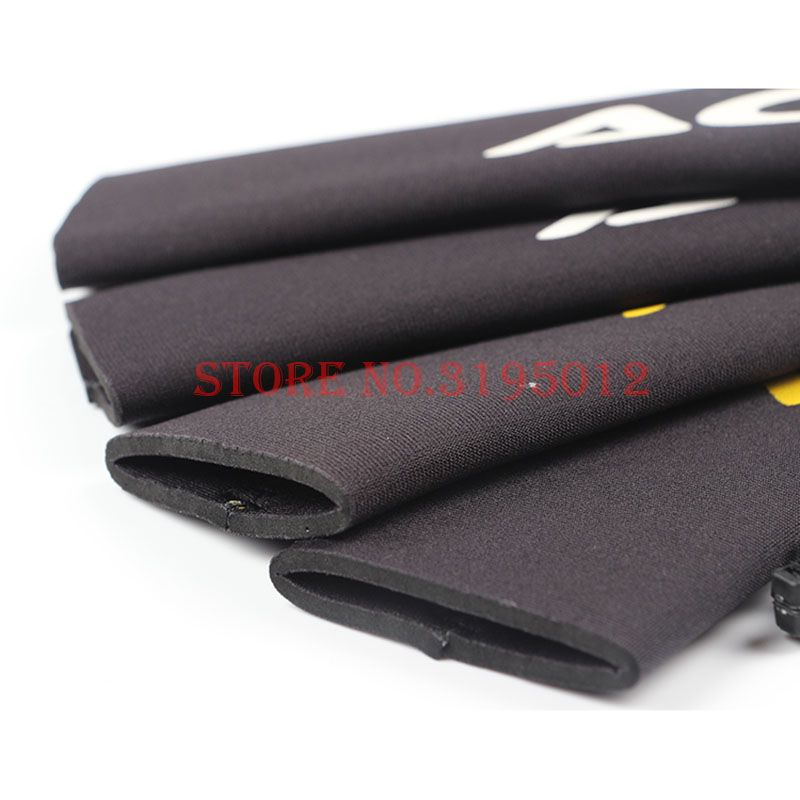 New Front Fork Protector Shock Absorber Guard Wrap Cover Skin For Motorcycle Motocross Pit Dirt Bike KTM YZF250 CRF250 CRF450