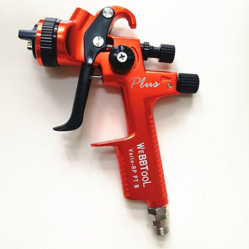 NEW PGK B PLUS professional Gravity spray gun car paint gun painted high efficiency RP 1.3mm NOZZLE