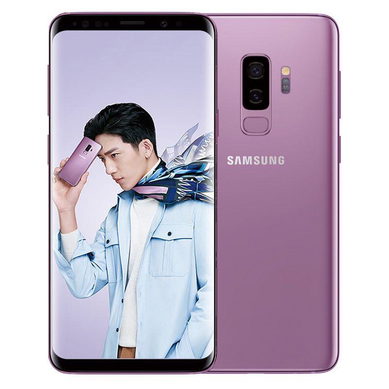 Samsung Galaxy S9 Plus S9 + G965U Original Entsperrt LTE Handy Octa Core 6,2