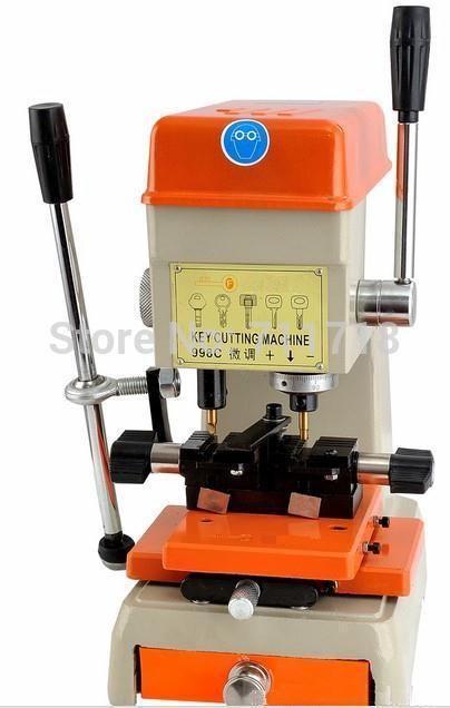 Ключи резак defu 998C silca ключевых Резка машина слесарь Инструменты