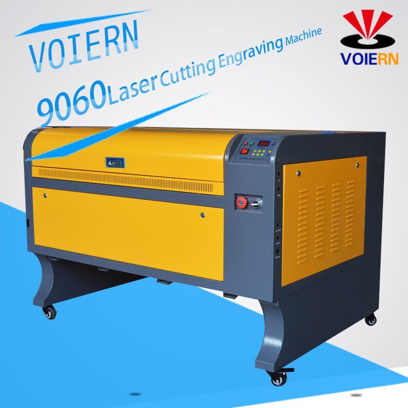 Freies schiff nach Moskau! WR6090 900*600mm 60 Watt co2 lasergravur machine220v/110 v laser cutter engarver diy CNC graviermaschine