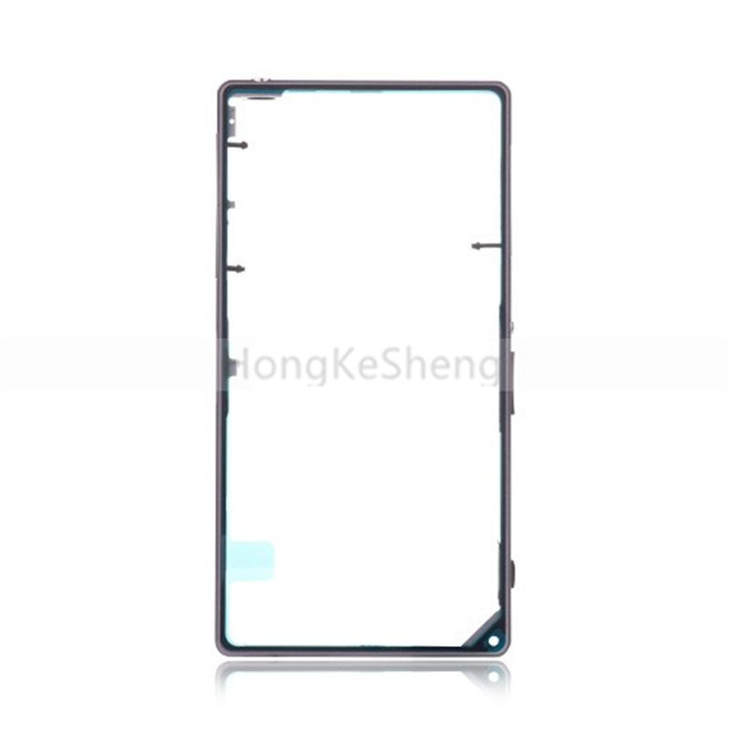 Custom Middle Frame Replacement for Sony Xperia Z1   C6902 L39h C6903 C6906 C6943  SOL23