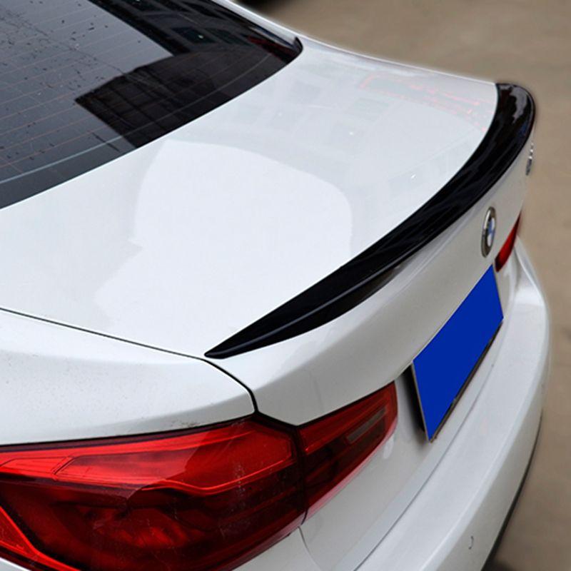ABS Car Rear Spoiler Trunk Boot Lip Wing for BMW G30 Spoiler 5 Series 530i 540i F90 & M5 Base Sedan 4-Door 2017 2018