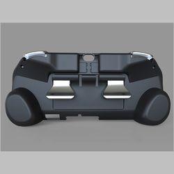 L3 R3 Kembali Tombol Touchpad Modul untuk PS VITA PSV 1000 2000 Sync Permainan dari PS3 PS4