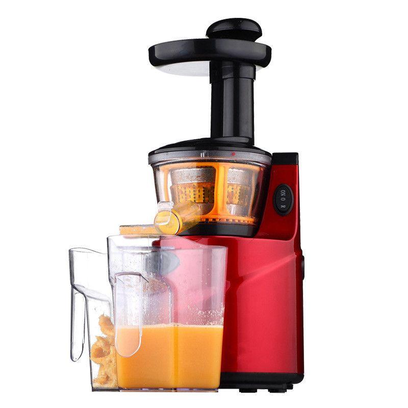 250W Slow Juicer Fruit Vegetable Citrus Low Speed Juice Extractor Juicers Fruit Drinking Machine