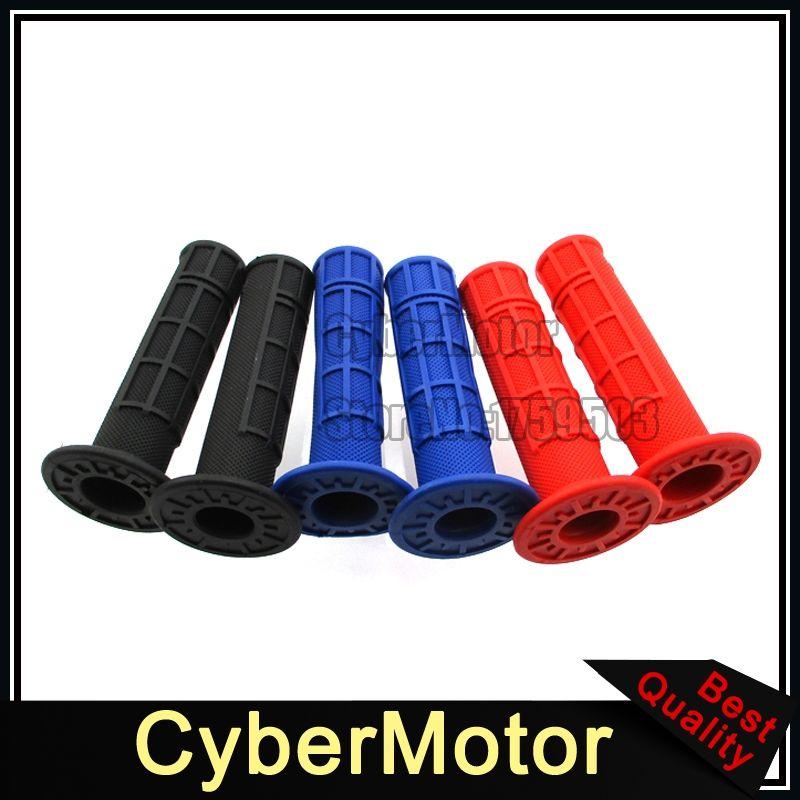 Throttle Handle Grips For Yamaha YZ250 YZ250F YZ450F Honda CRF250R CRF250X CRF450R CR125 CR250 CR500 XR250 XR400 XR650 Dirt Bike