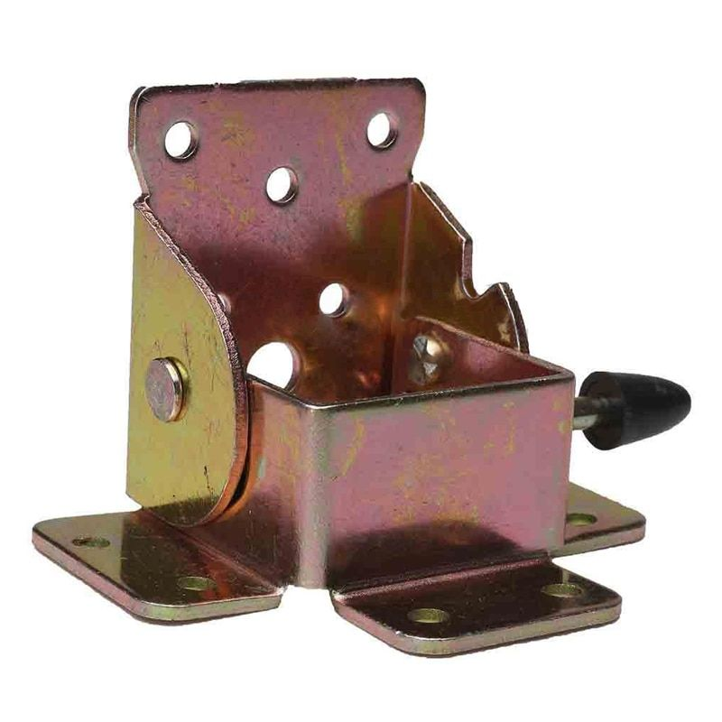 4 stücke Eisen Klapptisch Fußstützen Faltbare Für Tisch Stuhl Verlängerung Tische Faltbare Selbsthemmend Falten Füße Möbelscharniere