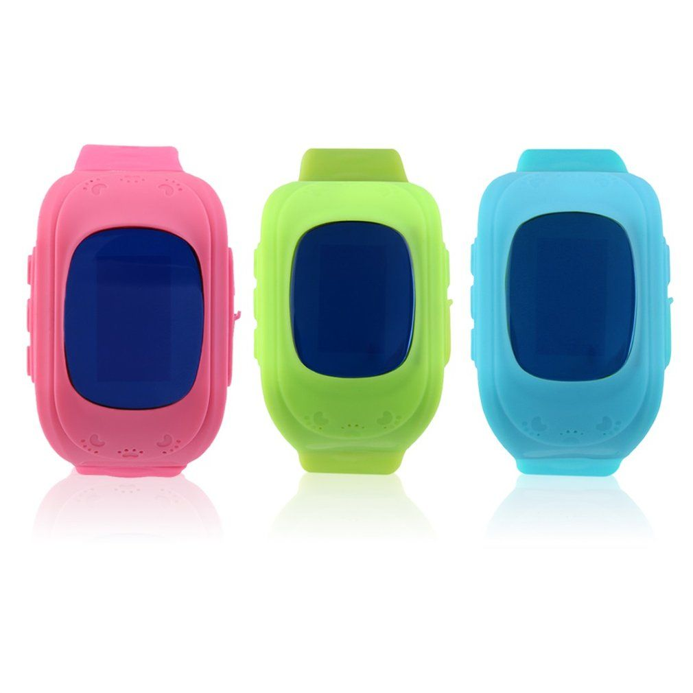Q50 children Smart watch GPS tracker Kids Wristwatch OLED screen SOS Call Anti Lost safety tracker for iOS Android baby Gift