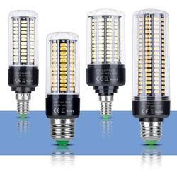 E14 LED Ampoule Lampe de Maïs E27 220 V Haute lumen LED Ampoule 110 V 3.5 W 5 W 7 W 9 W 12 W 15 W 20 W lampada économie D'énergie Éclairage Intelligent IC