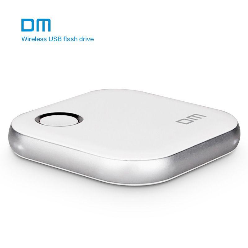 DM WFD015 32 GB 64 GB 128 GB Sans Fil USB Lecteurs Flash WIFI Pour iPhone/Android/PC Smart Pen Drive Mémoire Usb Bâton