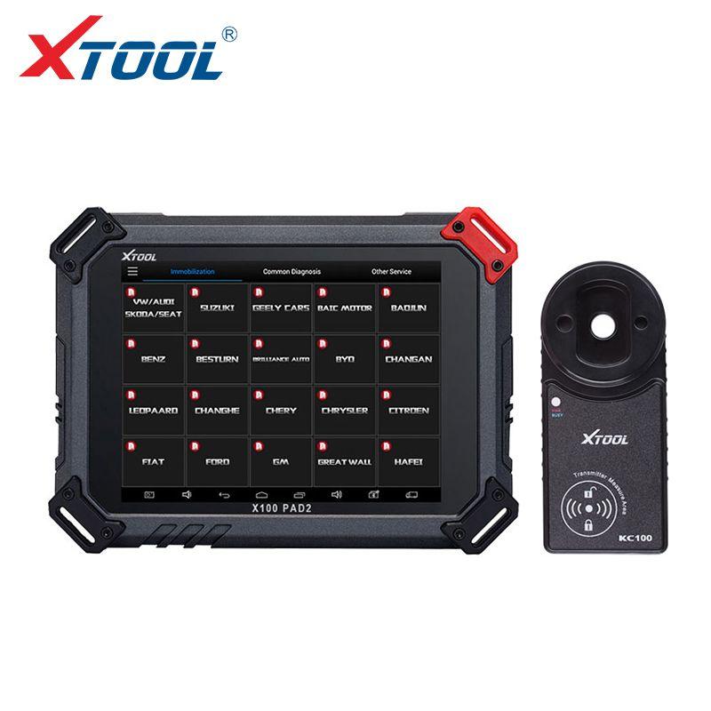 100% Original Xtool X100 PAD2 Pro Wifi & Bluetooth mit VW.. X100 PAD 2 Pro mit Spezielle funktion besser als X100 Pad