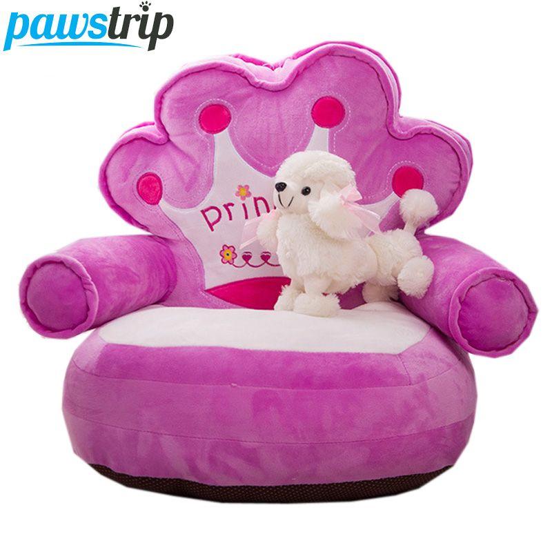 7 Design Cartoon Hund Betten Winter Warm Prinzessin Welpen Bett Weichen PP Cotton Padded Chihuahua Hund Schlafsofa