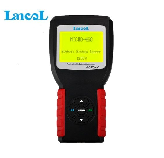 Hot selling Lancol MICRO-468 car Battery Conductance tester same function as BST-460