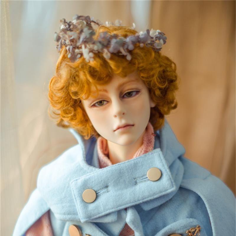 Dollshe DS Gewachsen Bermann 18M klassische bjd sd puppe 1/3 körper modell jungen oueneifs Hohe Qualität harz spielzeug freies auge perlen shop