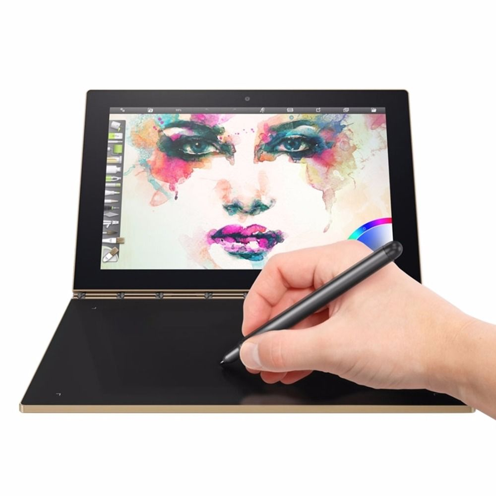 Lenovo YOGA BOOK X90L NetBook PC 10.1 inch Tablet 4GB 64GB Android 6.0 Home Intel Atom x5-Z8550 Stylus Pen 4 Modes Tablets PC