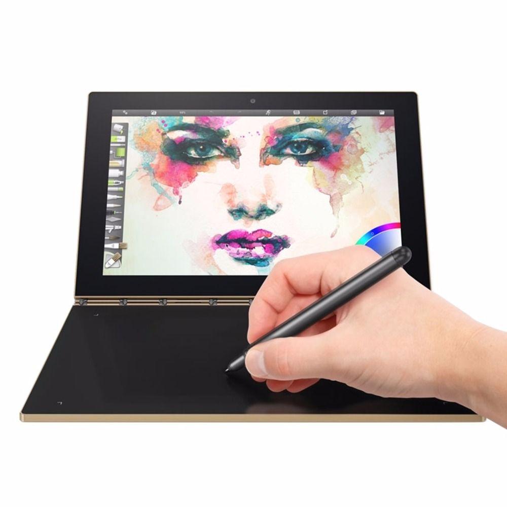 Lenovo YOGA LIBRO X90L NetBook PC 10.1 pulgadas Tablet 4 GB 64 GB Android 6.0 Intel Atom x5-Z8550 Stylus Pen 4 Modos de Tabletas PC