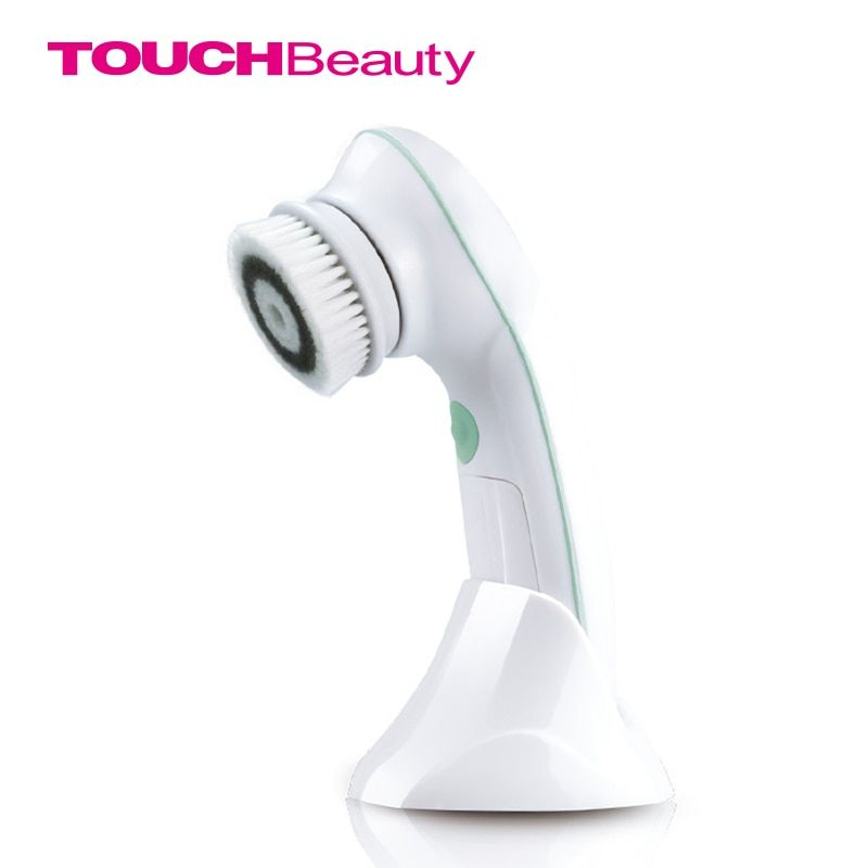 TOUCHBeauty Facial Cleanser with Cleansing Brush, 360 Rotary, 2 <font><b>Speed</b></font> Working TB-0759D