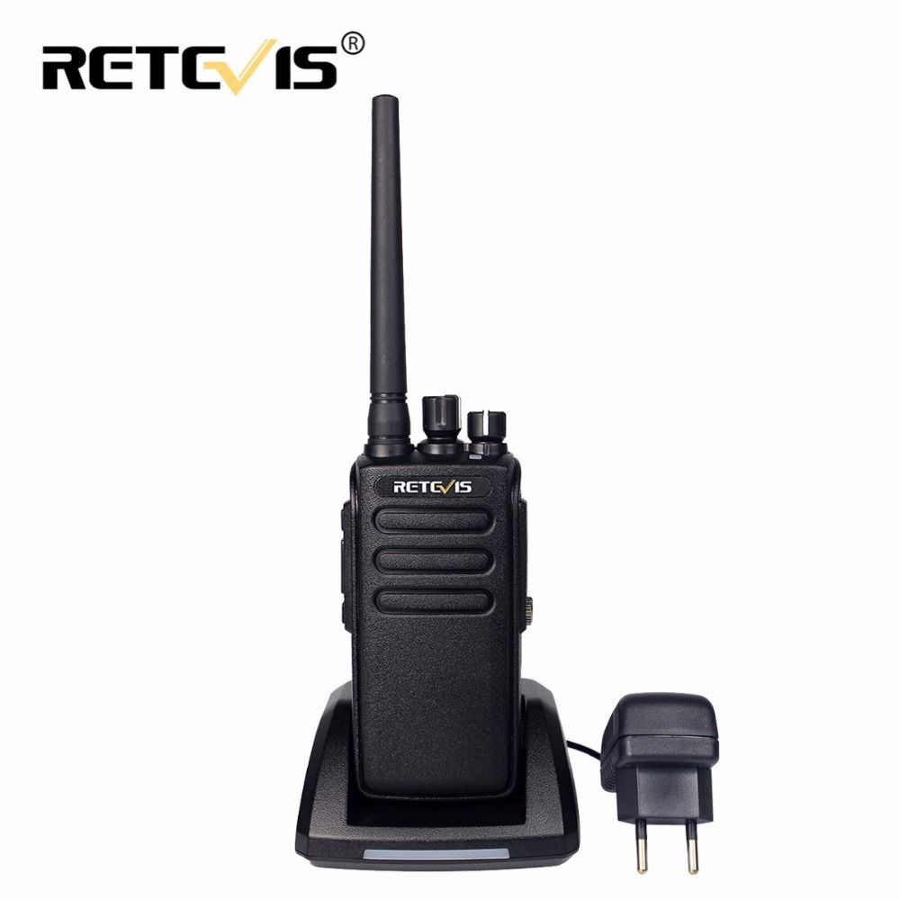 10W DMR Radio Retevis RT81 Powerful Walkie Talkie IP67 Waterproof UHF VOX Encryption Long Range 2 Way Hf Radio Hunting/Hiking