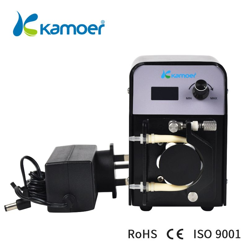 Kamoe KCS PRO mini peristaltic pump with adjustable flow rate electric water pump
