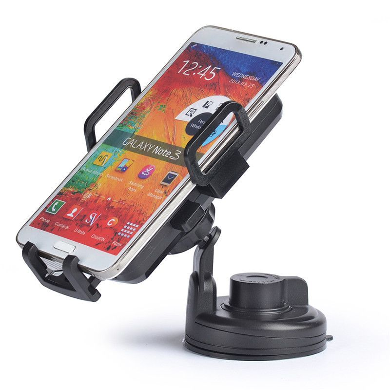 Multifunction Car Phone Holder With QI Fast Wireless Charging Function for Samsung Galaxy S8 S7 S6 for iPhone X 8 7 6s Plus 5 5s