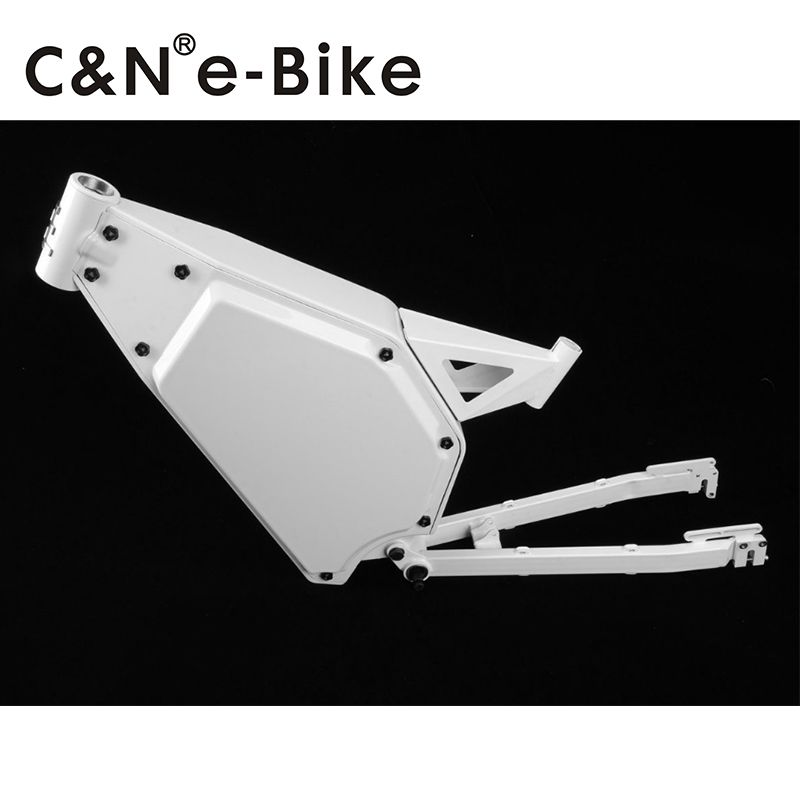 2017 Hot sale 5000w 3000w 1500w 1000w Enduro ebike aluminum alloy electric bike frame