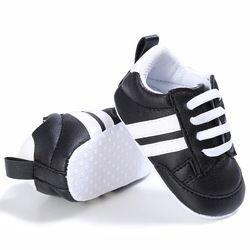 E & Bainel Mode PU en cuir Bébé Mocassins Nouveau-Né Bébé Chaussures Pour Enfants Sneaker Sport Chaussures Enfant Bébé Garçon Filles Mocassins