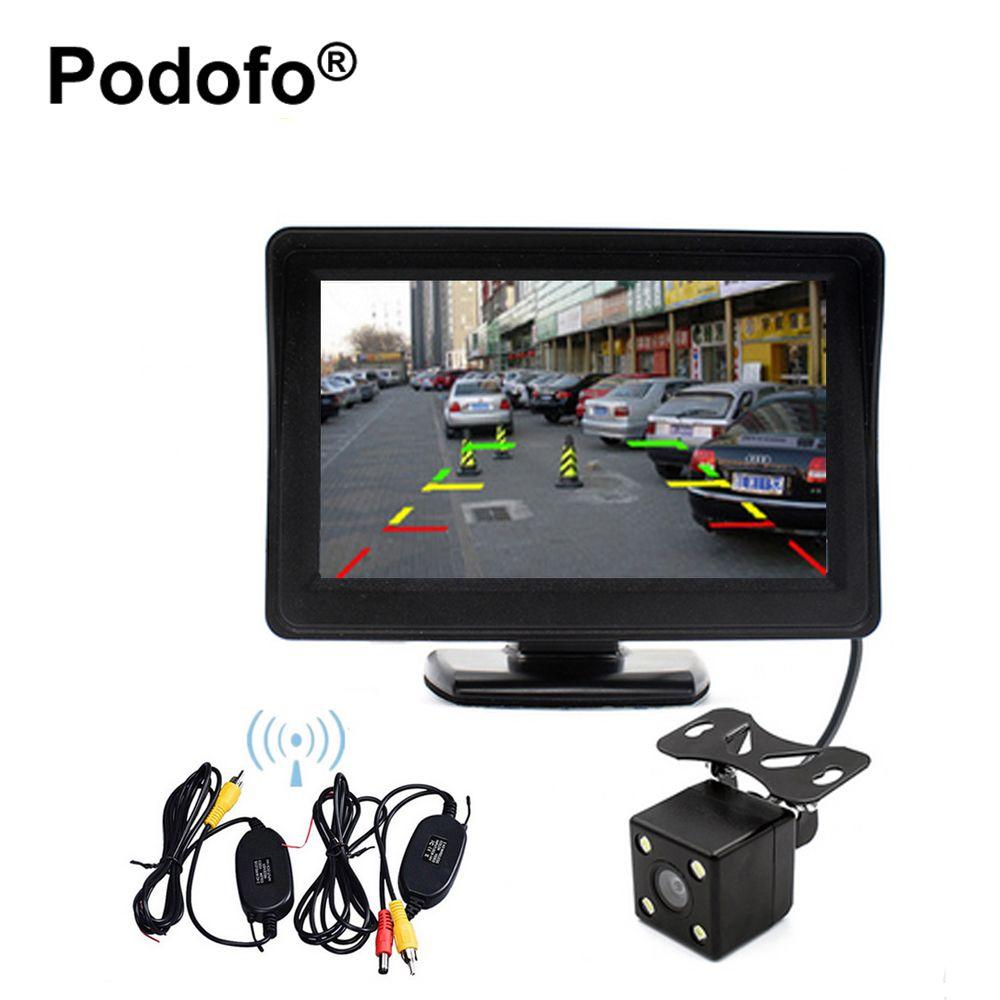 Podofo Wireless 4.3