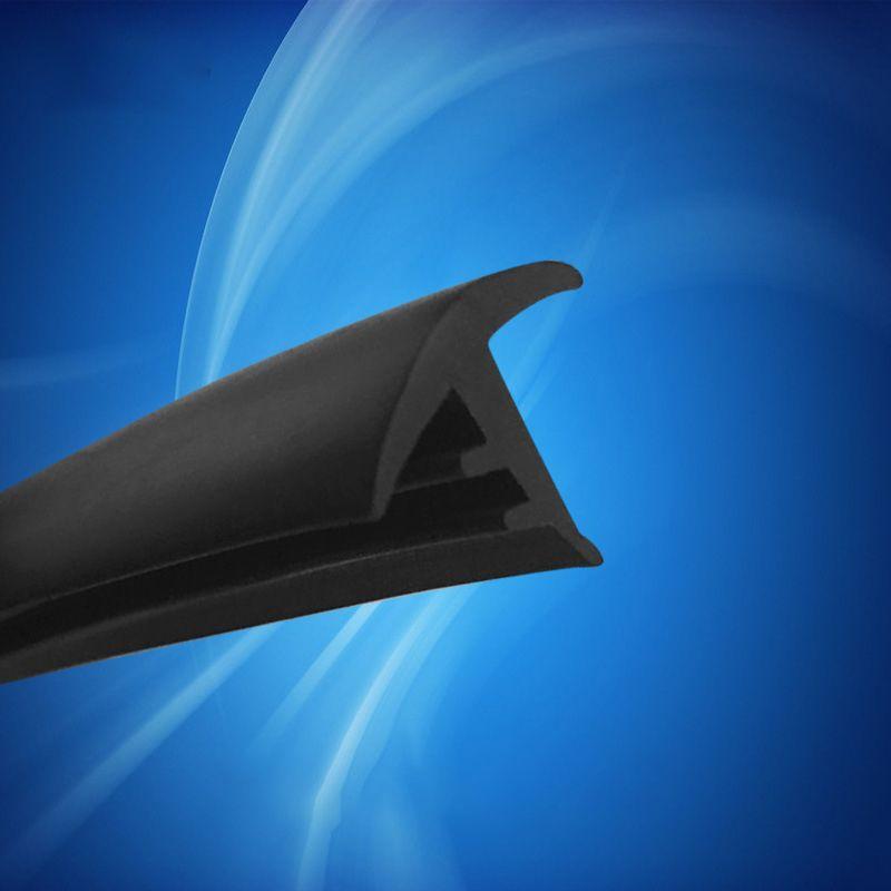 1.6 M voiture porte joint en caoutchouc pare-brise joint bande Anti-poussière Anti-bruit bandes d'étanchéité garniture pour voiture tableau de bord pare-brise bords