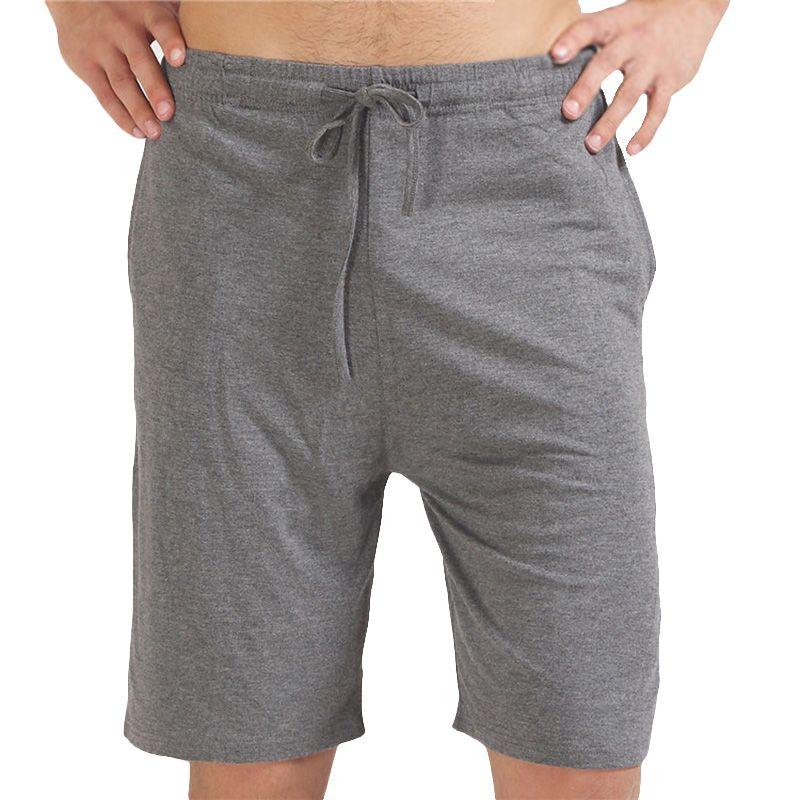 Men Sleep Bottoms Modal Sleep Pants Pajama Bottoms Casual Homewear Soft Comfortable Lounge Pants Plus Size Pajamas