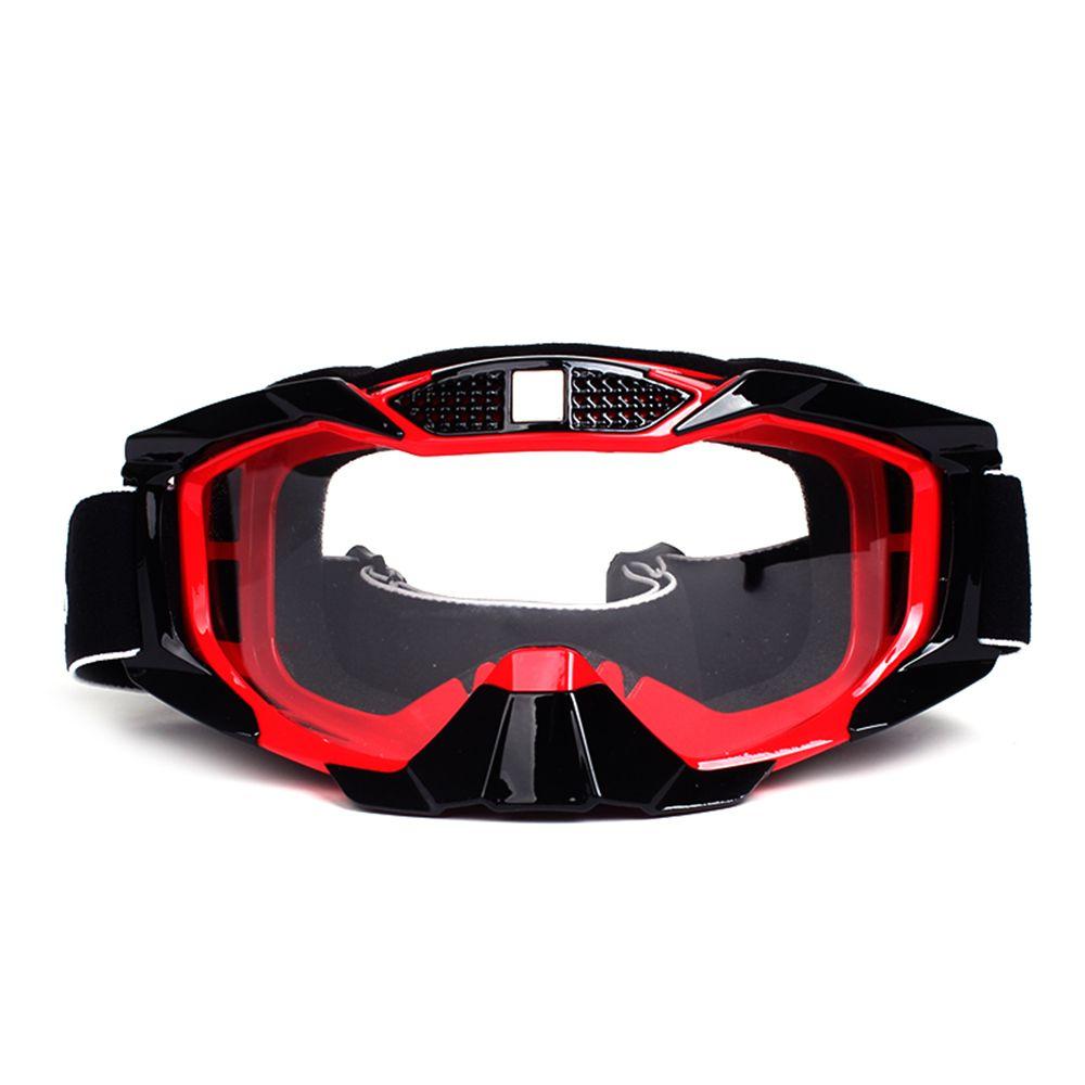 ProBiker Motocross Brille Gläser Oculos Antiparras Gafas Moto cross JC1015 Motorrad Goggle Off Road Dirt Bike GLÄSER