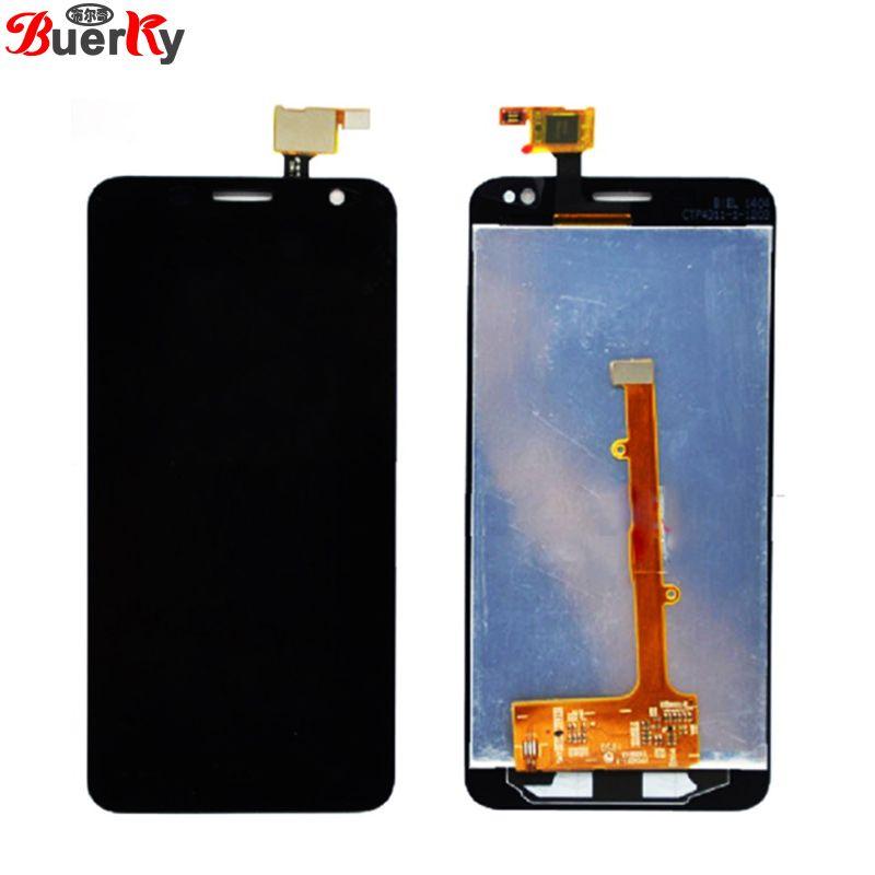 BKparts Pour Alcatel 6012 LCD One Touch Idol Mini OT6012 6012A 6012 w 6012X Ecran LCD Ensemble Complet