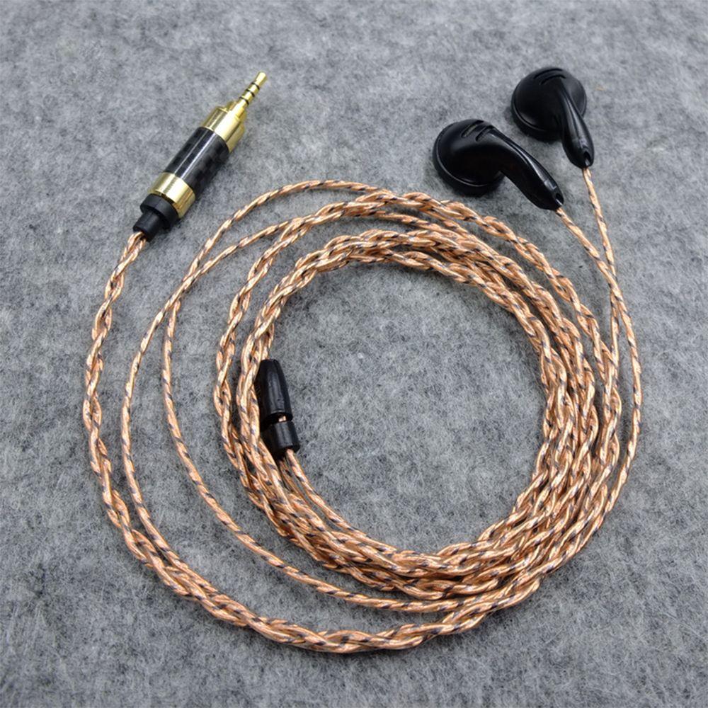 Linsoul BLD 150ohm High Impedance Balanced Earbud High Fidelity HiFi Earphone 4.4mm 2.5mm Balanced Earphone