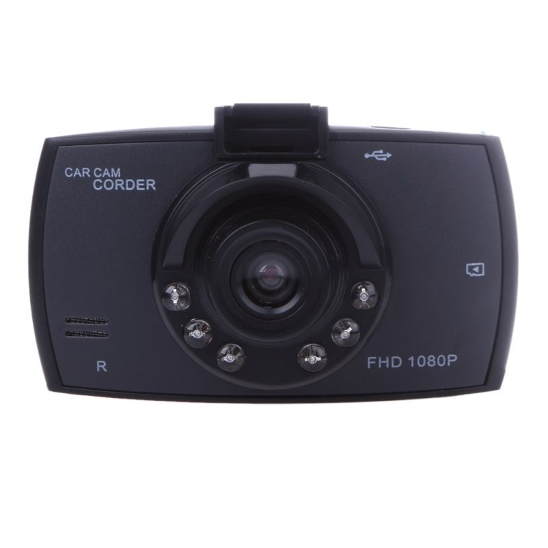 2.4 inch LCD DVR 120 Degree Wide Angle Car Camera Recorder Dash Cam VGA Car Detector Camera dvr Night Vision