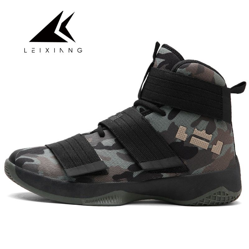 2018 Basketball Shoes For Men Zapatos Hombre Ultra Green Boost Camouflage Basket Homme Shoes Unisex Star Sneakers Ball Super