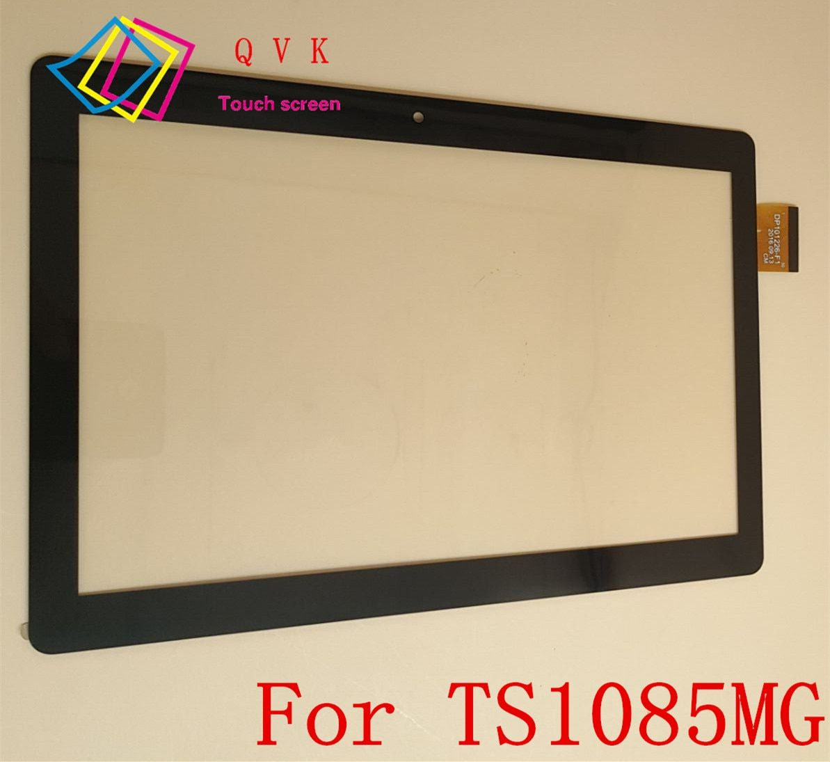 10,1 zoll Für Digma Optima 1507/Flugzeug 1505 3G TS1085MG tablet pc kapazitiver touch screen glas digitizer panel