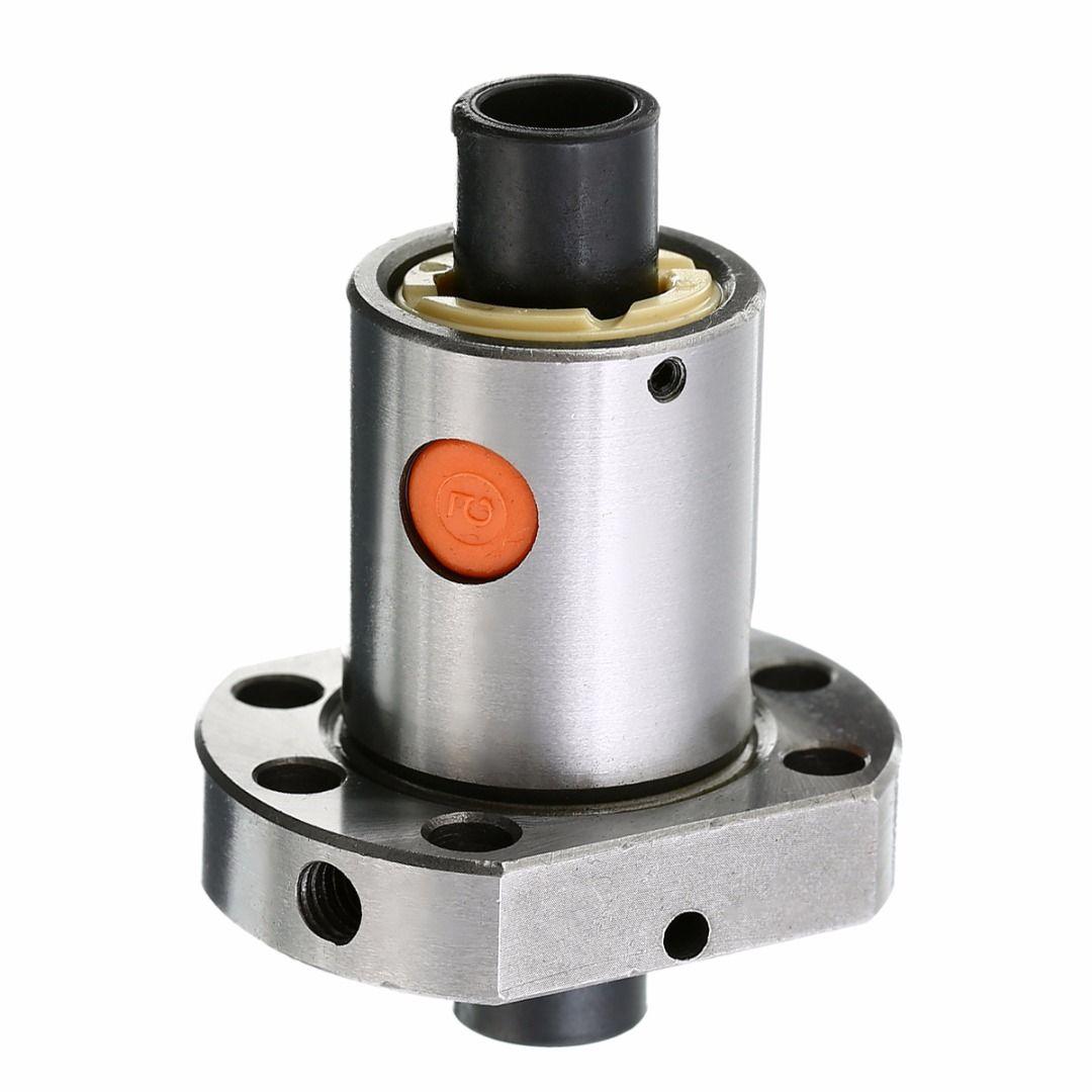 1 stück Hohe Festigkeit SFU1605 Kugelumlaufspindel Mutter 16mm Ball Schraube Stahl RM1605 Mutter Für 1605 Mutter Gehäuse