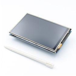 Modul LCD Pi TFT 3.5 Inci (320*480) Layar Sentuh Tampilan Modul TFT untuk Raspberry Pi 3