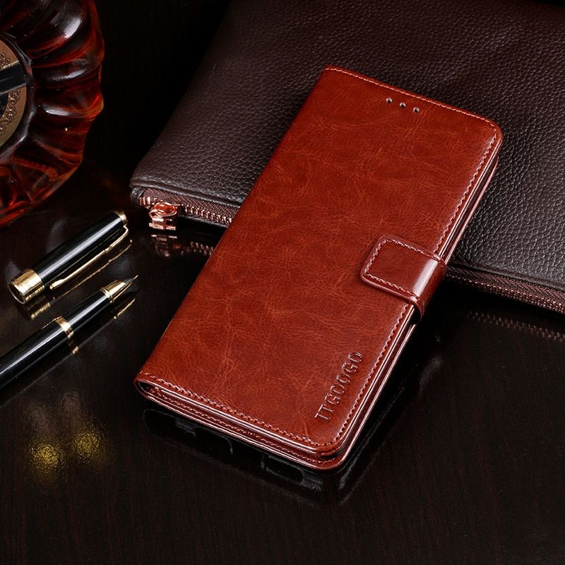 Case For Asus ZB602KL Case Cover High Quality Flip Leather Case For Asus Zenfone Max Pro M1 ZB601KL Cover Capa Phone bag Case