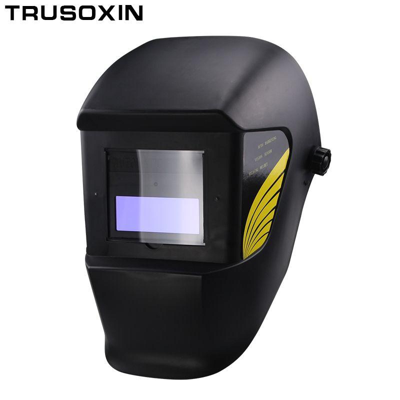 Auto Darkening/Shading Welding Mask/Helmet/Welder Cap for Welder Operate the TIG MIG MMA/ZX7 Welding Machine and Plasma Cutter