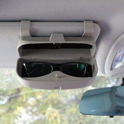 Цветной Чехол для очков My Life, органайзер, коробка для солнцезащитных очков, держатель для хранения, карманы для Renault Koleos kadjar Duster для samsung QM6 QM3