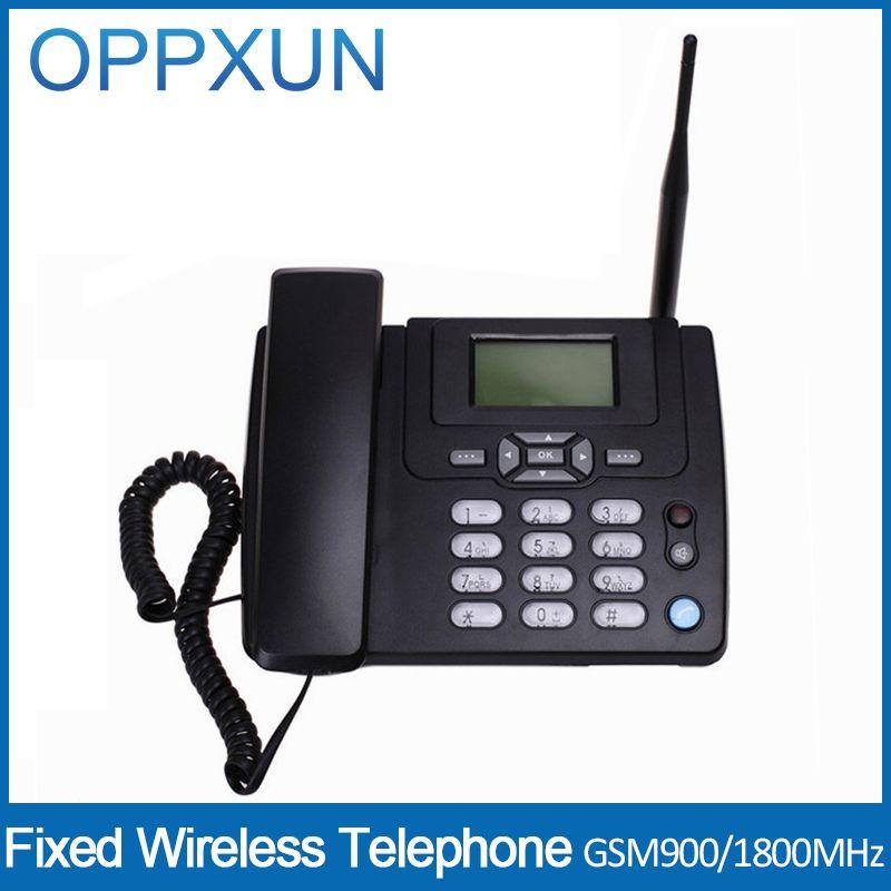 GSM Настольный телефон telefone сем беспроводной телефон telefono Inalámbrico gsm бюро telefoon для офиса беспроводной телефон для дома