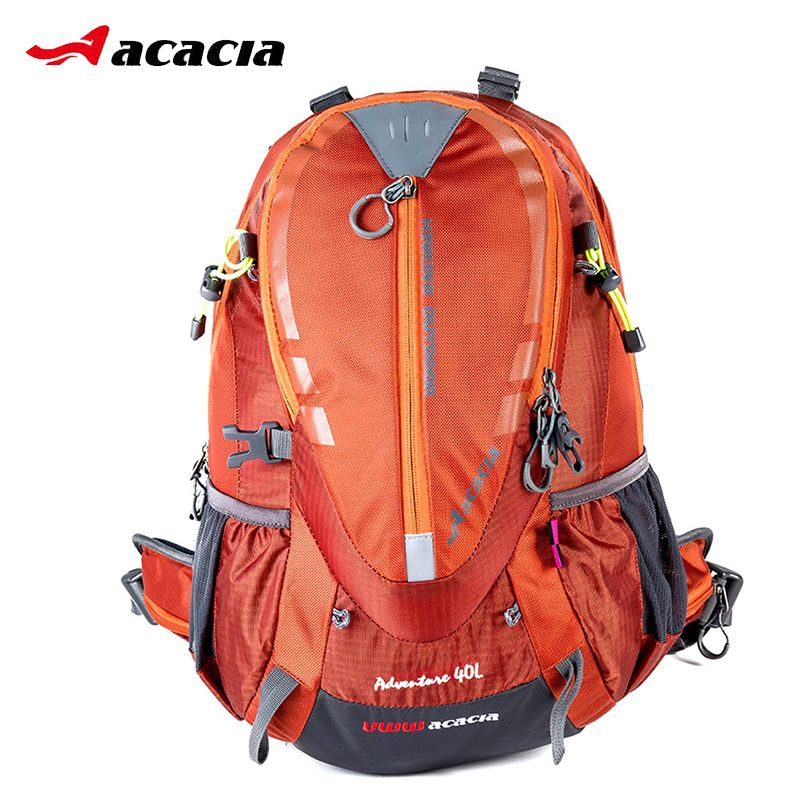 Acacia 40L Multifunction Waterproof Bicycle Backpack with Rain Cover Bicicleta Accessories For Mountain Bike Cycling Bags 04415