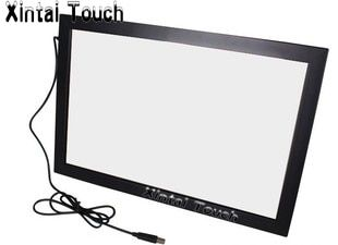 55 inch IR Touch Screen,55 inch ir multi touch screen panel, 2 points IR Multitouch Touch Screen Frame for Terminal kiosk