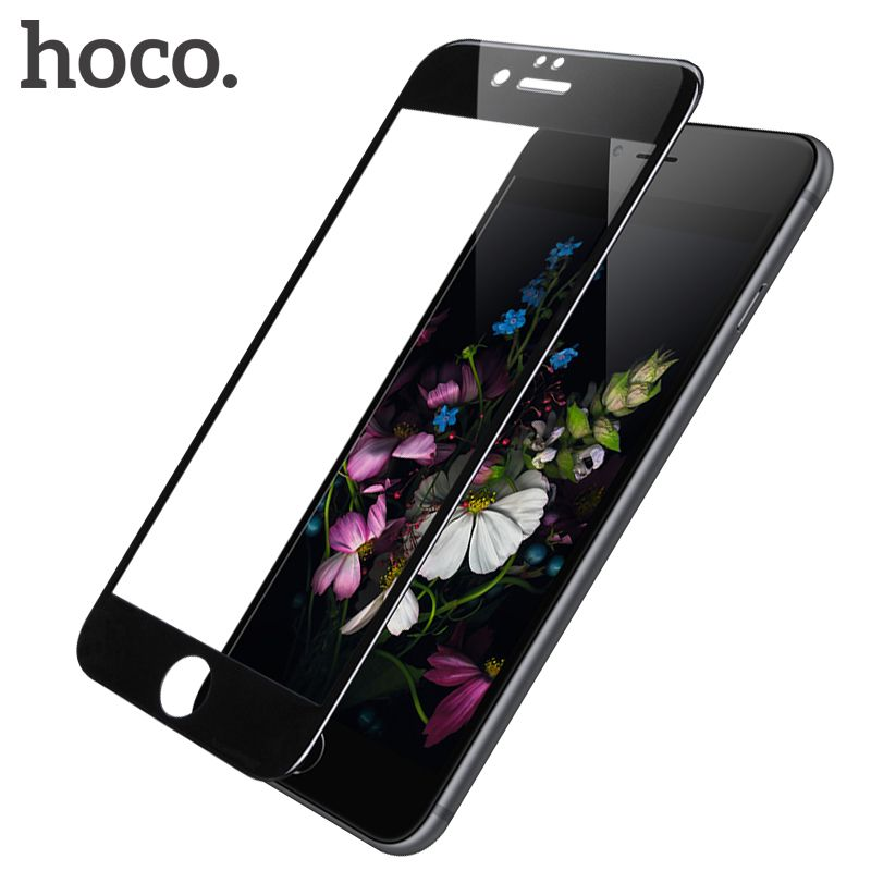 HOCO Shatterproof Tempered Protective Glass Film 9H for iPhone 6 6S PLUS 3D Touch Screen Protector Cover Protection for Screen