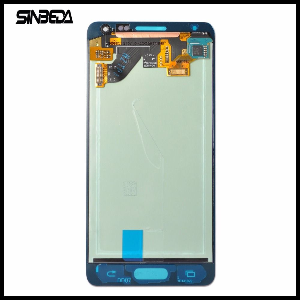 Sinbeda Super AMOLED HD Display For Samsung Note 4 Mini Alpha G850F G850M 4.7 inch LCD Display + Touch Screen Digitizer Assembly