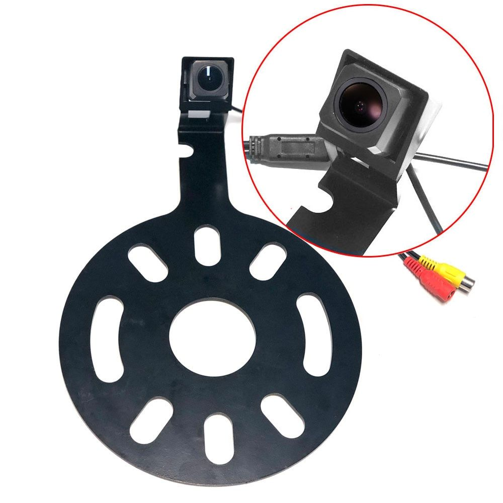 1280*720 Pixels 1000TV line 170 Car Rear View Back Reverse Camera for Jeep Wrangler Willys Unlimited Sahara Spare tire Rubicon