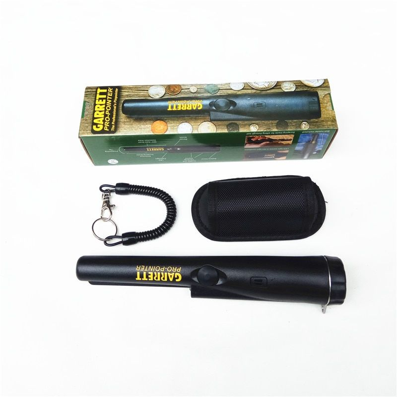 New Arrived Pro-Pointer Metal Detector Pinpointer Detector GP CSI Pinpointing Hand Held GP Pro Pointer Free Shipping