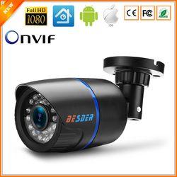 BESDER 2,8 мм широкий IP Камера 1080 P 960 P 720 по электронной почте, спровоцированное перемещением XMEye ONVIF P2P обнаружения движения RTSP 48 V наружняя Камера...